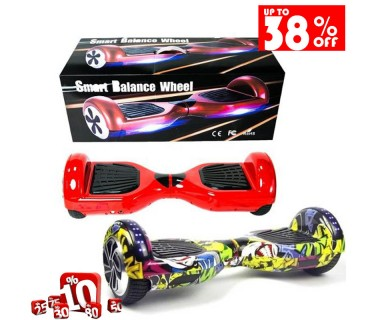 Electric Balance Wheel hoverboard 6.5 hoverboard