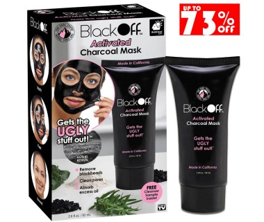 Black Face Mask BLACK OFF® 82ml